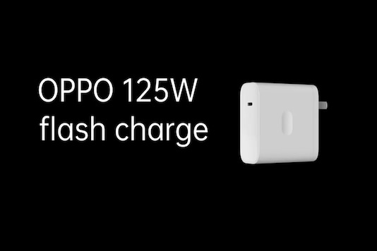 Oppo 125W SuperVOOC Fast Charging Tech Can Charge a 4,000mAh Battery in 20 Minutes