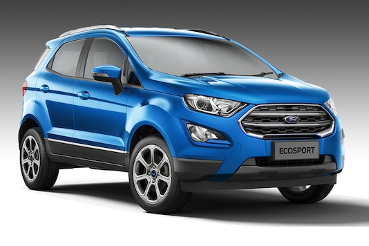 Ford EcoSport Titanium AT. (Photo: Ford India)