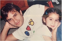 Sara Ali Khan Calls Dad Saif Ali Khan 'Personification of Mickey Mouse' in Cutest Caption Ever