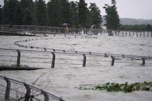 China Raises Flood Alert Levels Along Huai River