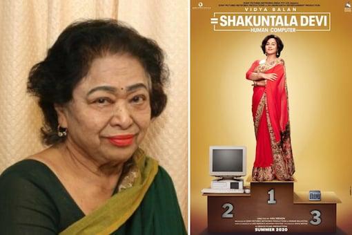 Who is Shakuntala Devi, India's Human-Computer Whose Math Prowess Inspired Vidya Balan Movie?