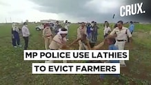 MP Dalit Couple Consume Pesticide To Protest Against Their Eviction