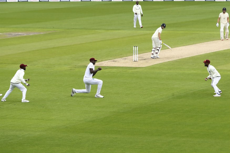 In Pics, England vs West Indies, Second Test Day 1 at Manchester