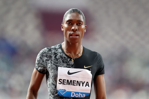 Caster Semenya (Photo Credit: Reuters)
