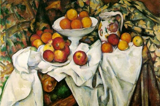 Apples and Oranges by Paul Cézanne. For representation. Credits: Wikimedia Commons.