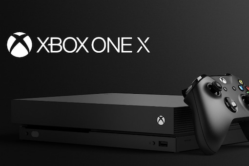 Microsoft Xbox One X