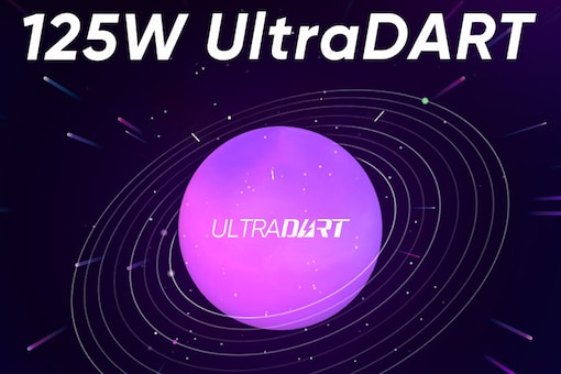 Realme's 125W UltraDart Charging Offers 0-33% Charge in Just 3 Minutes