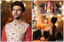 In the Age of Instagram, Kartik Aaryan is Overwhelmed to See Fan's Room Decorated with His Posters