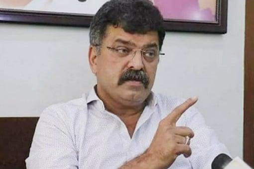 File photo of Maharashtra Minister Jitendra Awhad (PTI)