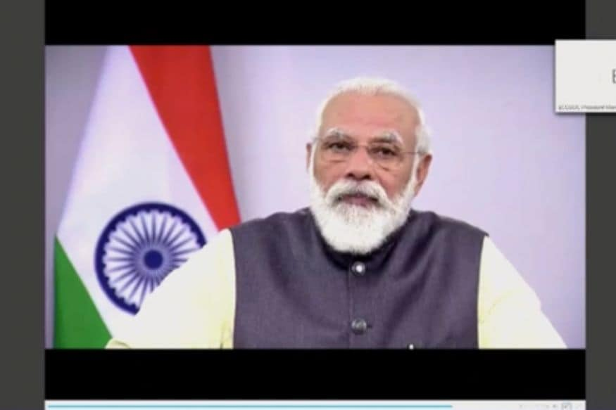 India's Health System Ensured One of the best Covid-19 Restoration Rate in The World: PM Modi at UN Session