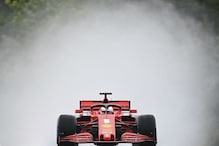 Hungarian GP: Ferrari's Sebastian Vettel Fastest in Rain-soaked Second Practice