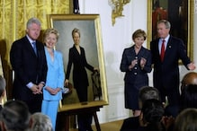 White House Portraits of Bill Clinton, George Bush Moved from Prominent Space to Rarely Used Room