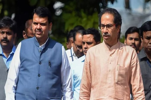 The Sena said that Fadnavis has been touring the state to monitor the COVID-19 relief work and the health facilities and has expressed satisfaction over the work being carried out by the state government against coronavirus.