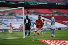 Pierre-Emerick Aubameyang Brace Fires Arsenal Past Manchester City into FA Cup Final