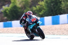 MotoGP: Fabio Quartararo Takes pole at Spanish Grand Prix, Alex Rins Injured in Crash