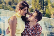 Nick Jonas Can't Take His Eyes off Priyanka Chopra as He Sends Birthday Wishes with This Pic
