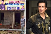 Migrant Rescued by Sonu Sood During Lockdown Names Shop After Actor in Hometown, See Pic