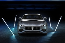 Maserati Ghibli Hybrid Sportscar Revealed, Meet the Brand's First-Ever Electrified Model