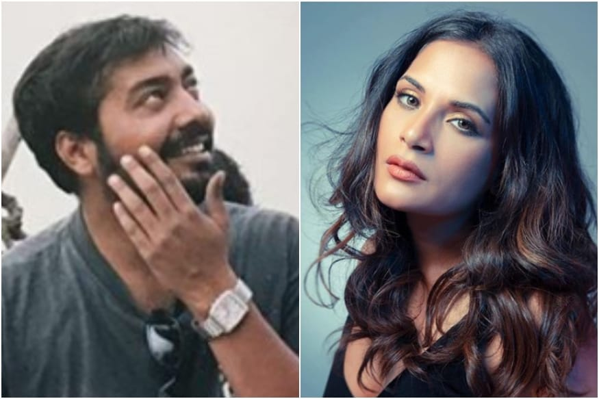 Richa Chadha, Anurag Kashyap Lament No Royalties System of ...