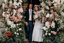 UK Princess Beatrice Weds in a Secret Ceremony, Buckingham Palace Releases Photos