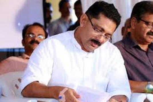 File photo of Kerala minister KT Jaleel.