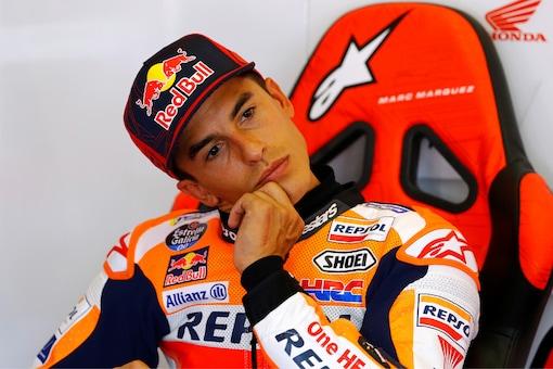 Marc Marquez (Photo Credit: Reuters)