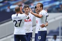 Premier League: Harry Kane Brace Gives Tottenham Hotspur Win Over Leicester City