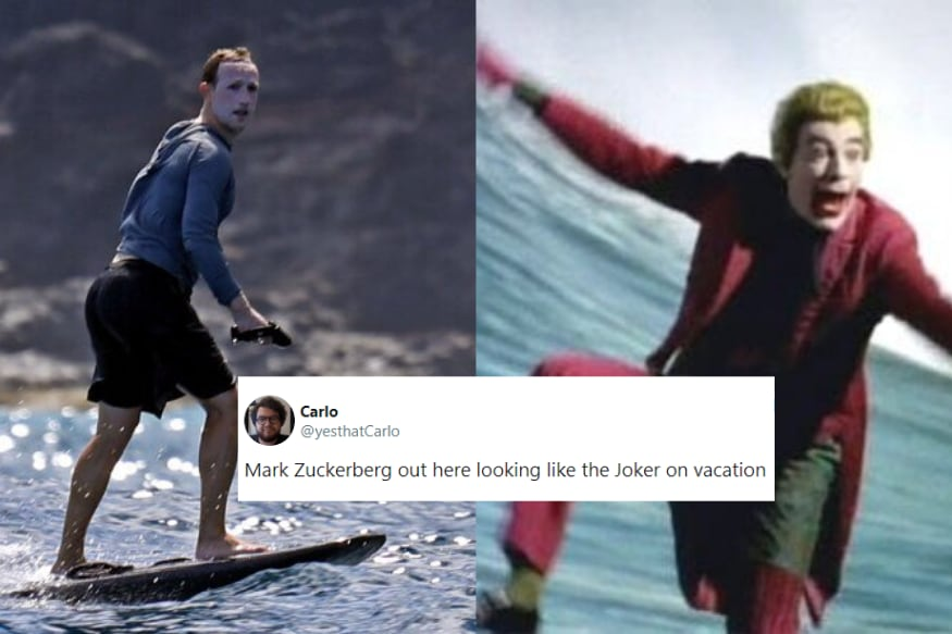 Mark Zuckerberg Went Surfing During the Pandemic With Too Much ...