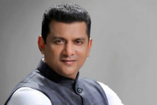File photo of Maharashtra minister Aslam Sheikh (Twitter)