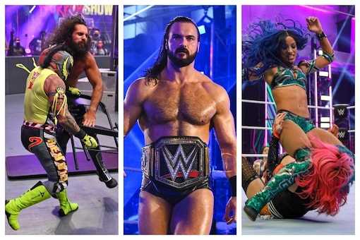WWE Extreme Rules Results and Highlights, July 19, 2020: Drew McIntyre Defends WWE Championship; Seth Rollins beats Rey Mysterio