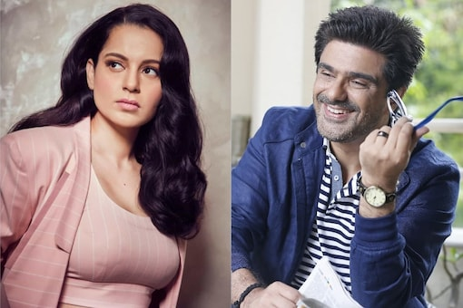 Samir Soni Accuses Kangana Ranaut of Using Sushant's Death to Settle Personal Scores, Deletes Post Later