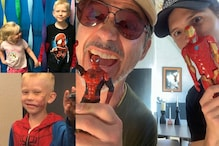 After Chris Evans, Robert Downey Jr, Tom Holland Send Messages to Kid Who Saved Sister from Dog Attack