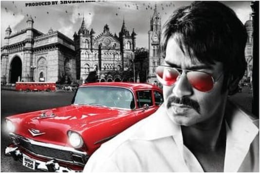 'Once Upon a Time in Mumbaai' poster