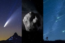 Comet, Asteroid or Meteor? Difference Between the Celestial Bodies as They All Visit Earth in 2020