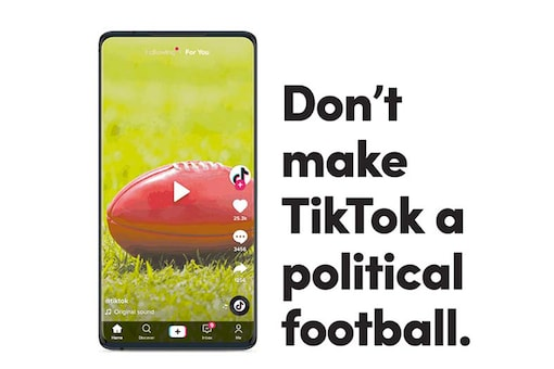 TikTok's Full Page Advert in Australia Asks Not to Make the App a 'Political Football'
