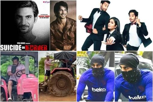 Sushant Singh Rajput's Look Alike Cast in Movie Based on Actor's Life, Katrina Kaif Announces 'Phone Bhoot'