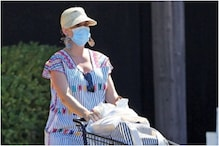 Pregnant Katy Perry Runs Errands Days Before Her Due Date, See Pics