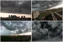 Gurugram Residents Shroud Twitter in Apocalyptic Photos as Dark Clouds Take Over Sky