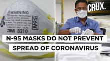 Indian Government Warns Against The Use Of N-95 Masks With Valved Respirators