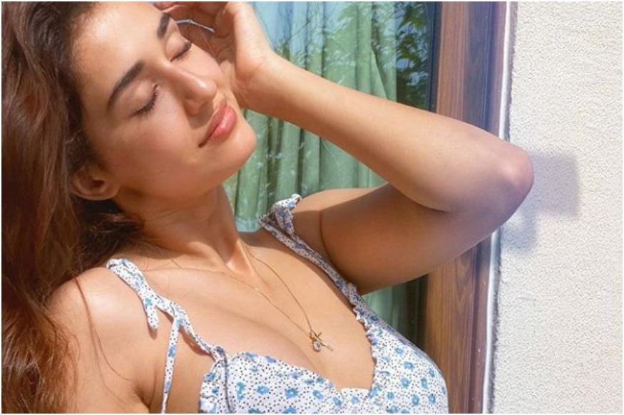Disha Patani's Sunkissed Pic Will Light Up Your Day | QNewsHub