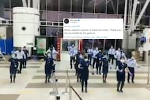 Indigo Staff Grooving to Allu Arjun's Track at Airport Goes Viral, Actor 'Humbled' By the Gesture