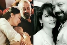 Sanjay Dutt Wishes Maanayata On Her Birthday With An Endearing Post