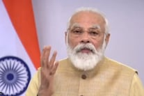 Narendra Modi at India Ideas Summit LIVE Updates: Rise in Trade Opportunities with Nation You Can Trust, PM Tells US as He Vouches for 'Atmanirbhar Bharat'