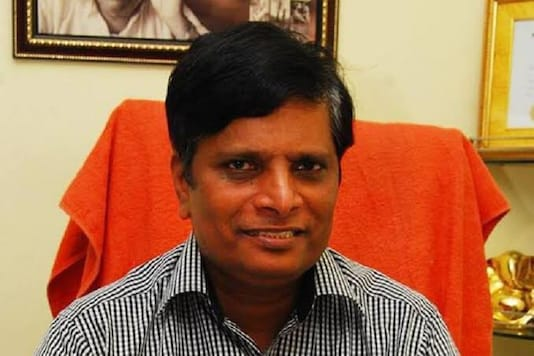 File photo of child rights activist Achyuta Rao. (Credit: Twitter)