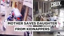 Delhi Woman & Her Neighbours Foil Kidnapping Attempt, Saves 4-year-old Daughter