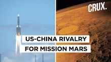 Mission Mars: China Launches Tianwen-1 Ahead Of NASA's Perseverance