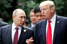 Donald Trump Tells Vladimir Putin Hopes to Avoid 'Expensive' US-Russia-China Arms Race
