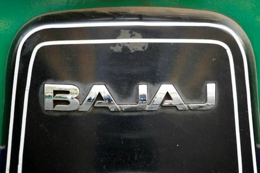 Bajaj Auto Logo (Image Source: Reuters)