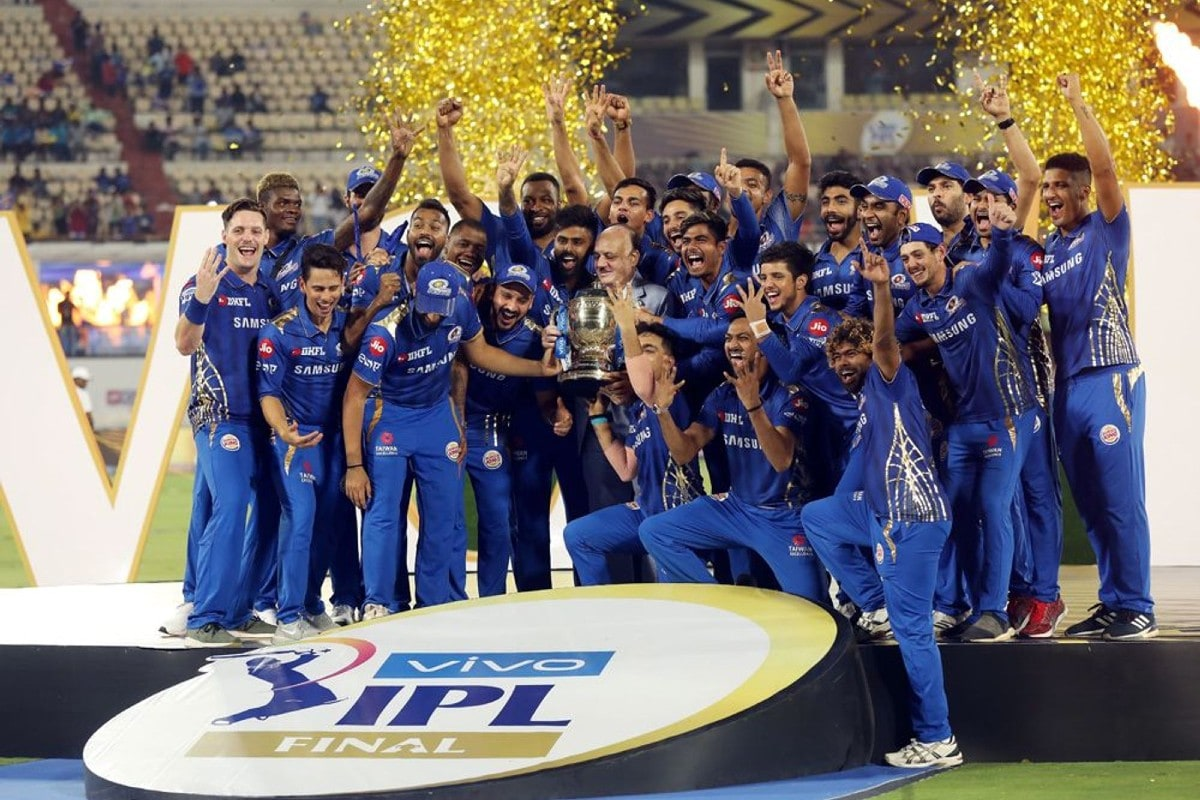 IPL 2020 | It's Official - Emirates Cricket Board Gets Clearance from BCCI to Host IPL