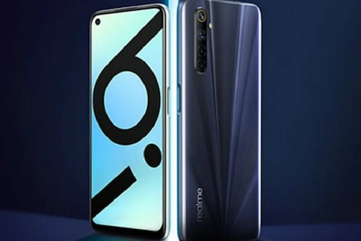 Realme 6i Launched in India With Quad Cameras, MediaTek Helio G90T SoC, Price Starts from Rs 12,999